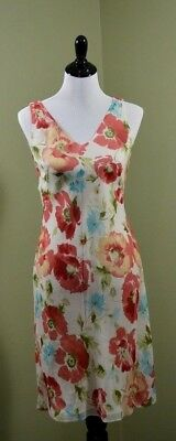 Ann Taylor Silk Dress (Ann Taylor Silk Floral dress )