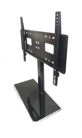 table top tv stand universal for any tv size up to 55 inch brand new more then 20 pieces available