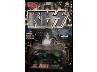 Kiss Steel Die Cast Car