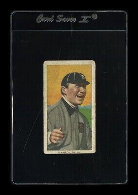1909-11 T206 Hughie Jennings Piedmont 350-460 (# 42) LOW GRADE *GMCARDS*