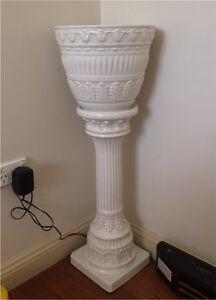 White Jardiniere Vase/Pot Sydney City Inner Sydney Preview
