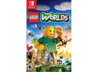 FOR SALE. Lego world's nintendo switch brand new