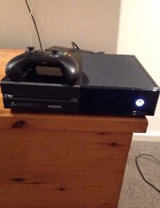 Xbox One 500gb 3 games Hazelwood Park Burnside Area Preview