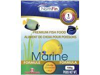 NorthFin Premium Fish Food - Marine formula