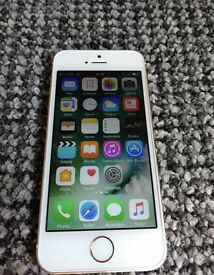 IPhone 5s 32GB White & Gold EE/Virgin