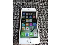 IPhone 5s 16gb White & Gold EE/Virgin