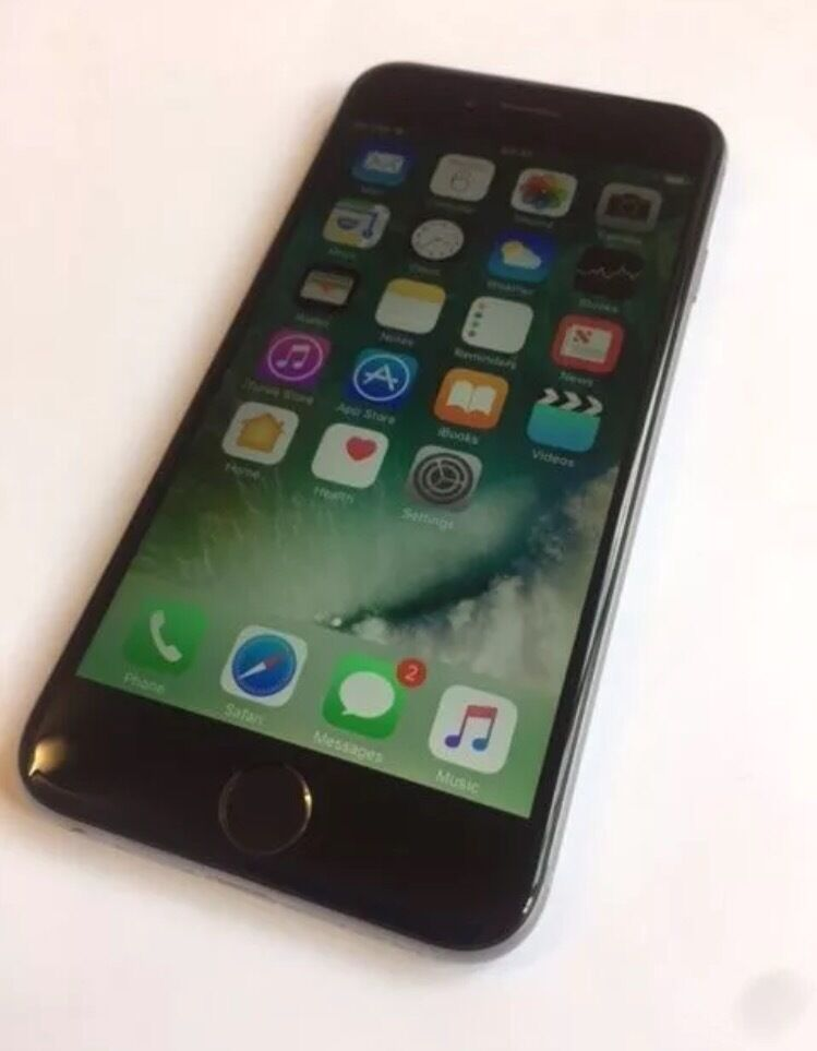 Apple iPhone 16gb space grey o2in Londonderry, County LondonderryGumtree - Apple iPhone 16gb on o2 Box and phone only Phone is just under 1 year old April last year (receipt to show) Few cosmetic use on frame of phone which isnt an issue as doesnt affect phone is any way Screen in great condition New upgrade arriving Friday...