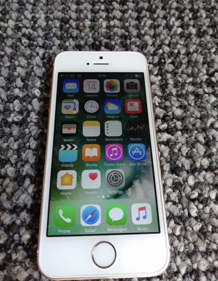 IPhone 32gb WhiteGold EE/Virginin Hemel Hempstead, HertfordshireGumtree - In amazing condition except a few scratches on the back other than that is perfect32gbOn EE will also work on Virgin, BT mobile, ID mobile & Asda mobileFactory reset ready for the next user