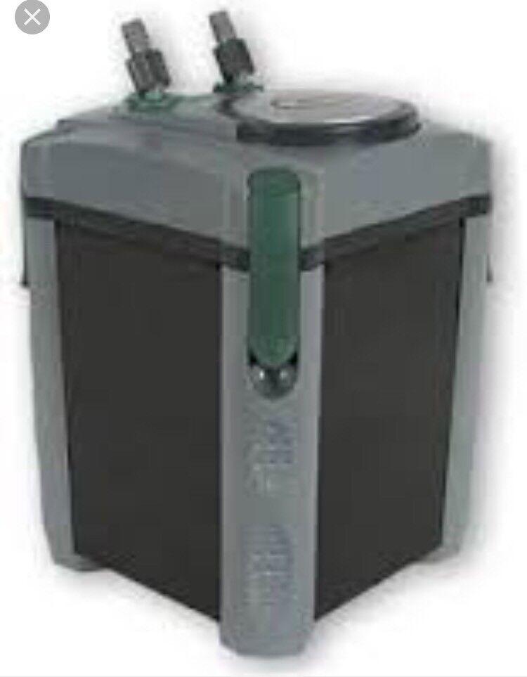 aquarium cannister filter brand new