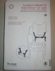 Bugaboo Adapter for Britax car seat