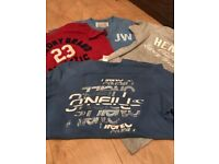 Designer clothes (jeans, jackets and t shirts) for sale!! - amazing condition!