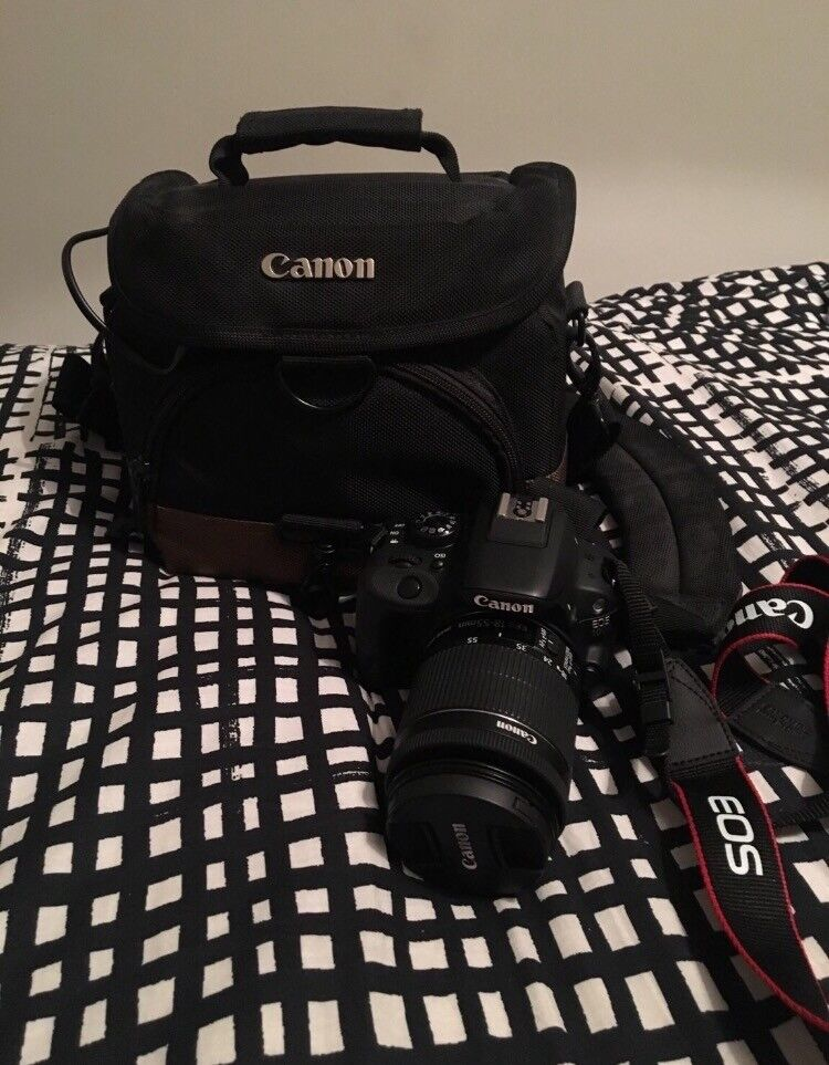 Canon EOS 100D (DSLR) - COLLECTION ONLY | in Hammersmith, London | Gumtree