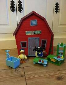 Timmy time play set