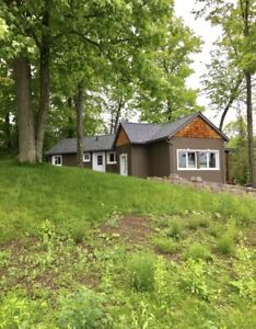 Big Bald  Lake Front  2 bedrm house for rent
