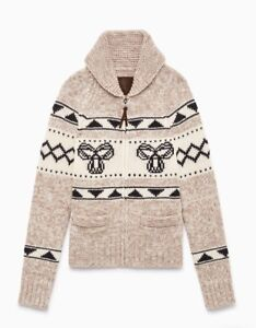 TNA Sea to Sky Sweater - Brand New with Tags