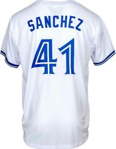 new style ac095 2a79d Blue Jays Jersey Replica | Kijiji in Oakville / Halton ...