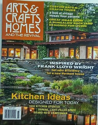 Art Craft Ideas (Arts & Crafts Homes And The Revival Spring 2017 Kitchen Ideas FREE SHIPPING)