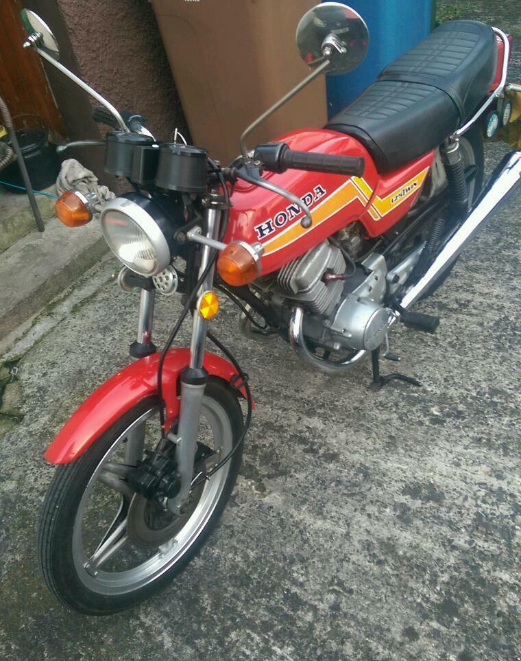 1979 honda cb125t twin in craigavon county armagh gumtree. Black Bedroom Furniture Sets. Home Design Ideas