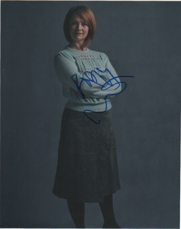 Poppy Miller Ginny Harry Potter Cursed Child Autographed Signed 8x10 Photo COA