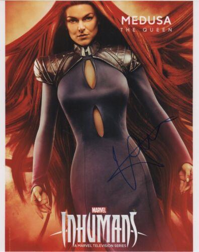 Serinda Swan inhumans Autographed Signed 8x10 Photo COA #S2