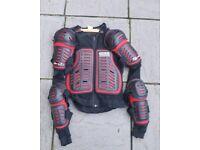 Ufo body armour