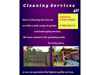 Cleaning Services 4U