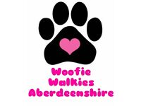 Woofie Walkies Dog Walking
