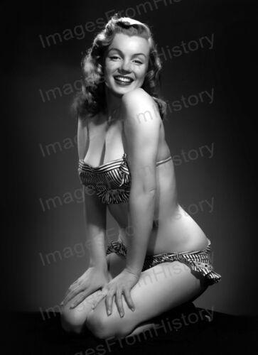 8x10 Print Marilyn Monroe Beautiful Sexy Cheesecake Pin Up #9892