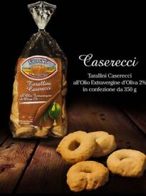 Italian salted biscuits