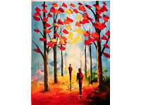 Beautiful oil painting for sale