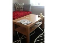 IKEA style coffee table