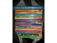 Jacqueline Wilson Childrens Books x 17
