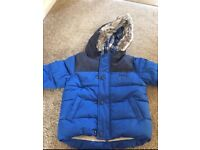 Boys winter coat from next 12-18 mths