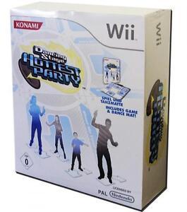 Dancing Stage Hottest Party Spiel - Nintendo Wii mit Tanzmatte Neu und OVP