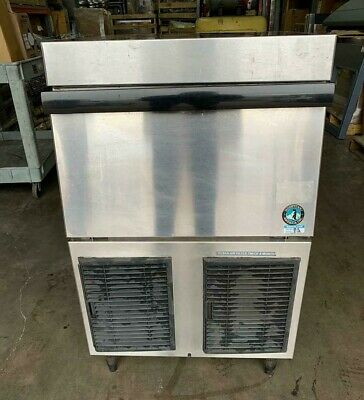 Used Hoshizaki F-330bah-c Air-cooled Undercounter Flaker Ice Maker 115v