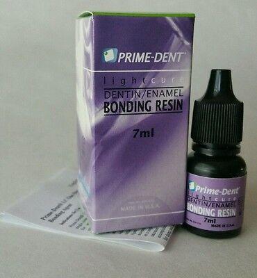 Light Cure Dentin Enamel Bonding Adhesive  Prime Dent  Exp  04 2020