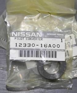 Pilot Converter / Pilot Bushing Nissan 12330-16A00 QR25DE engine Serpentine Serpentine Area Preview
