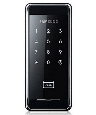 Samsung Ezon Digital Door Lock SHS-2920 + 2 Keys + English Manual-Free Ship