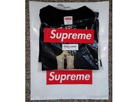 Supreme Diamonds Tee - Black/Medium