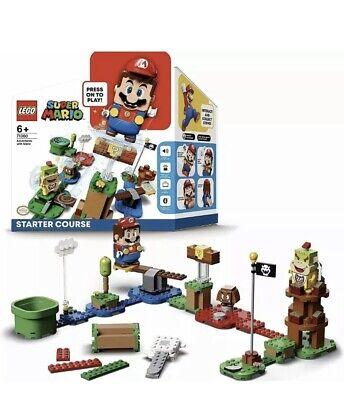 LEGO Super Mario Adventure with Mario 231 Pieces Starter Set (71360)