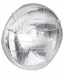 Pair 2 Hella Conventional Sealed Beam - 146mm, Part Number 1078