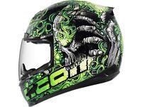 ICON Airmada Britton Integral Helmet - Brand New & Boxed