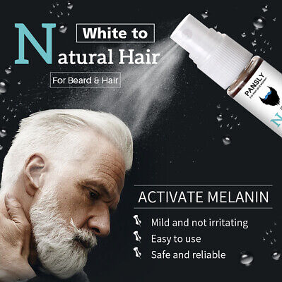 Beard Dye Cream Fast Color Natural Black  Beard Tint Cream (Black Hair Dye, Spray)