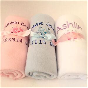 Personalised-Baby-Fleece-Blanket-Handprints-or-Footprints-Embroidered-Gift