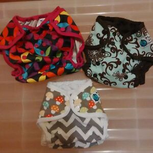 Assorted 0-9 mos diaper covers