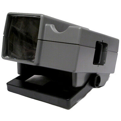 AP Automatic Viewer for 35mm Mounted Slides - Illuminated, Mains or Battery