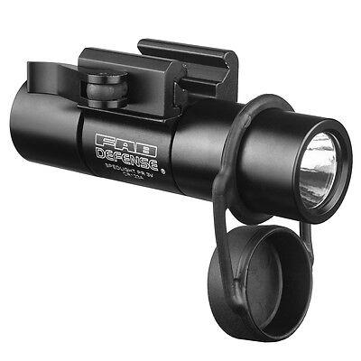 Fab Defense Táctico 378Lm Linterna LED con / Integrado Picatinny Adaptador PR-3