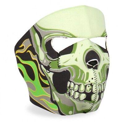 GOBLIN Full Face Mask Halloween Motorcycle Snowboarding Biker Cold Weather Ski