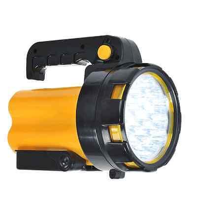5 19 LED UTLITY FLASHLIGHT BATTERIES INCLUDED SPOT LIGHT FUNCTION WALL MOUNTABLE
