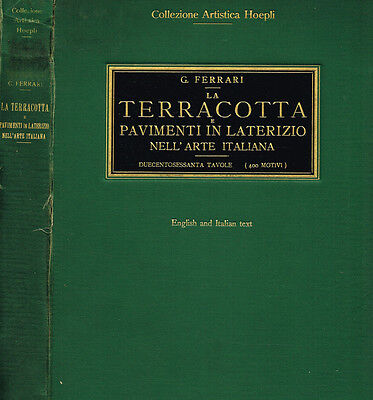 LA TERRACOTTA E PAVIMENTI IN LATERIZIO NELL'ARTE ITALIANA